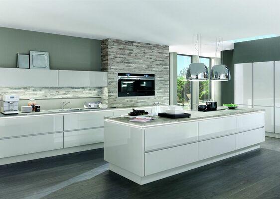 Küchenfront Hochglanz Oder Matt hochglanz küche was zeichnet sie aus was müssen sie beachten
