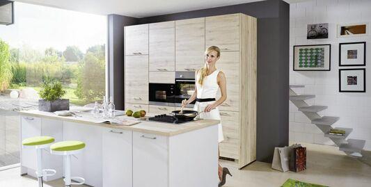 Kücheninsel - Vielseitige Gestaltungs- & Nutzungsmöglichkeiten